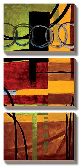 Homespun-Geoff Hager-Canvas Art Set