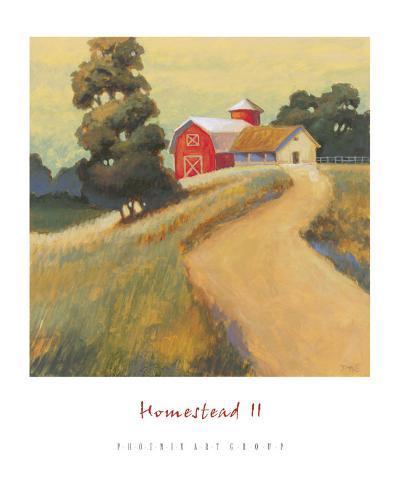 Homestead II-Karen Dupr?-Art Print
