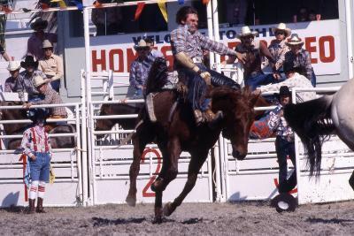 Homestead Rodeo, C.1985--Photographic Print