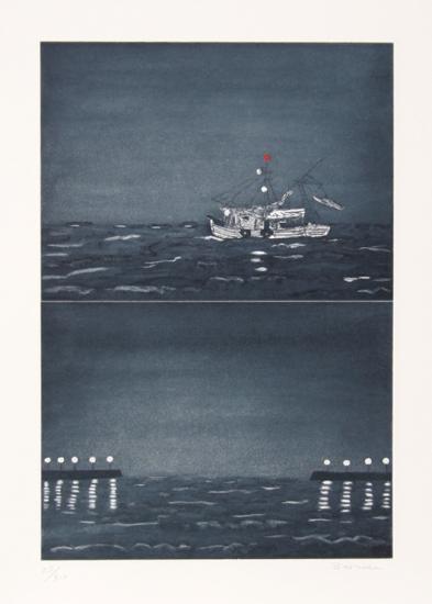 Homeward Bound-Richard Bosman-Limited Edition