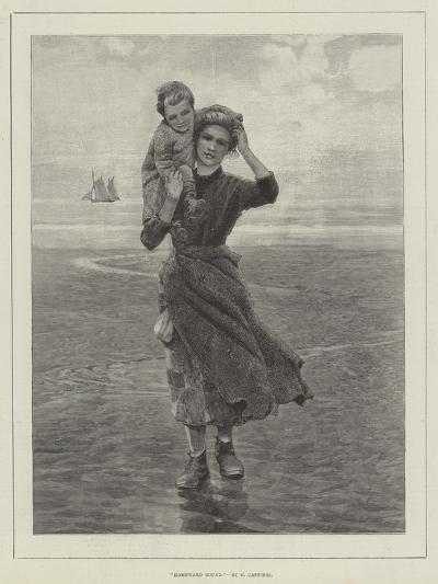 Homeward Bound-Hector Caffieri-Giclee Print