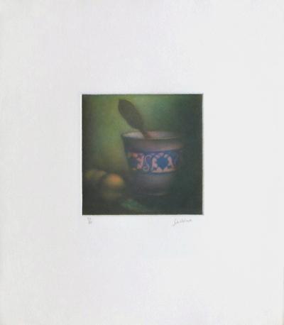 Hommage à Chardin-Laurent Schkolnyk-Limited Edition
