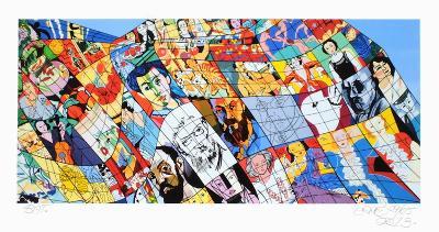 Hommage à Matisse-Err? (Gudmundur Gudmundsson)-Limited Edition