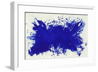 Hommage a Tennessee Williams-Yves Klein-Framed Serigraph