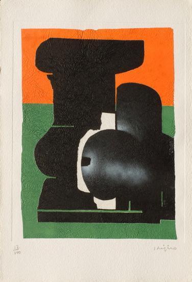 Hommage ? Gauguin III-Ladislas Kijno-Limited Edition