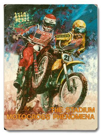 Honda Stadium Motocross Phenomena