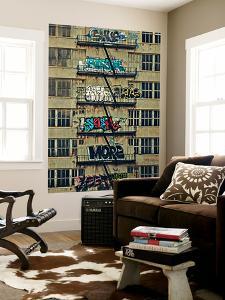 Urban Tags II by Honey Malek