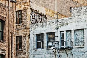 Urban Tags IV by Honey Malek