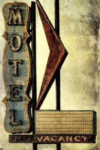 Vintage LA XVI by Honey Malek