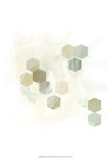 Honeycomb Reaction II-June Vess-Art Print