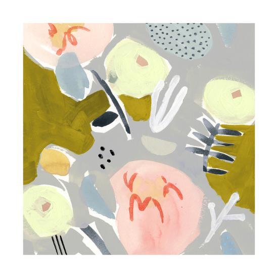 Honeydew Twist II-Victoria Borges-Art Print