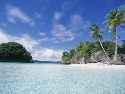 Honeymoon Island, Rock Island-Stuart Westmorland-Photographic Print