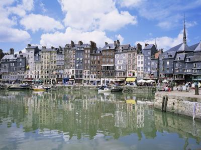 Honfleur, Basse Normandie (Normandy), France-Roy Rainford-Photographic Print