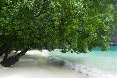 Hong Island Beach in Krabi Thailand-weltreisendertj-Photographic Print