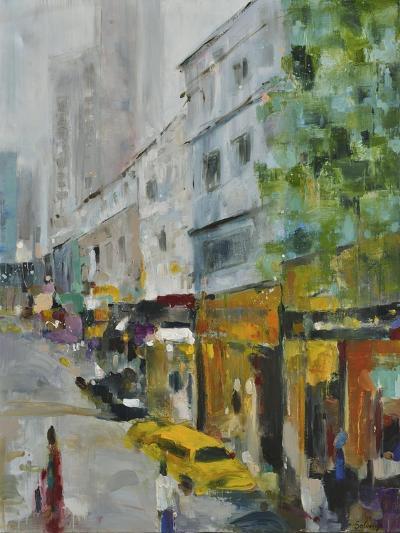 Hong Kong Central-Solveiga-Giclee Print