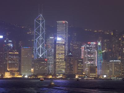 Hong Kong, China-Sergio Pitamitz-Photographic Print