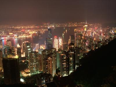 Hong Kong, China-Keith Levit-Photographic Print