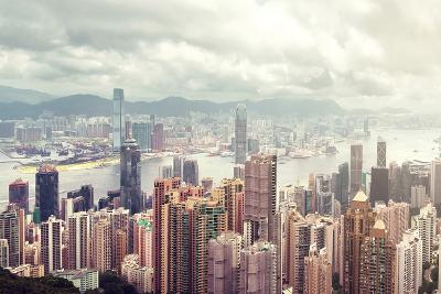 Hong Kong Island-lapas77-Photographic Print