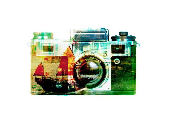 Hong Kong Snapshot-THE Studio-Premium Giclee Print