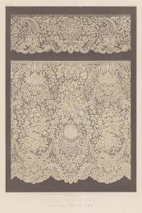 Honiton Lace by Messrs Howell James and Co, London