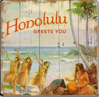 Honolulu Greets You