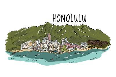 https://imgc.artprintimages.com/img/print/honolulu-hawaii-cityscape-line-drawing_u-l-q1grlc90.jpg?p=0