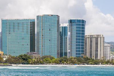 Honolulu, Hawaii, United States of America, Pacific-Michael DeFreitas-Photographic Print