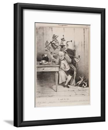 Le Mal De Tête, 1833