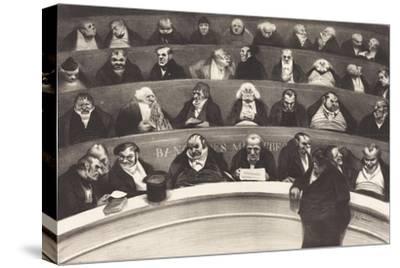 Le Ventre Legislatif (The Legislative Belly) by Honore Daumier, 1834