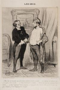 honore daumier artwork for sale posters and prints at. Black Bedroom Furniture Sets. Home Design Ideas