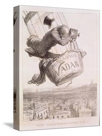 Nadar Elevating Photography to the Height of Art, Published 1862