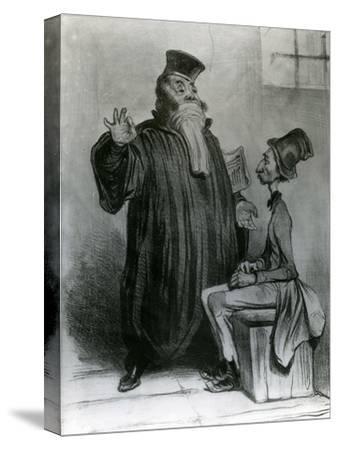 Robert-Macaire Avocat, 1836