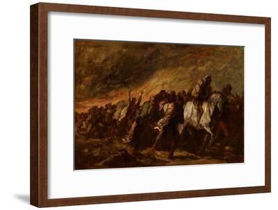 The Fugitives, C.1868