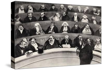 The Legislative Belly, 1834