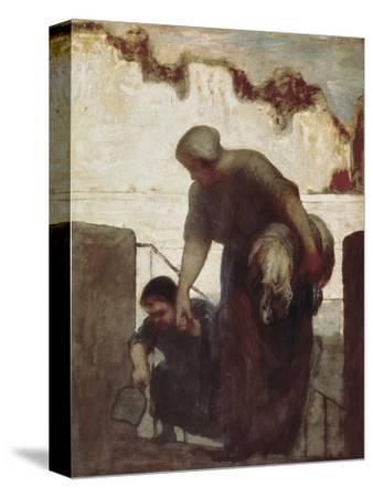 The Washerwoman (La Blanchisseuse)