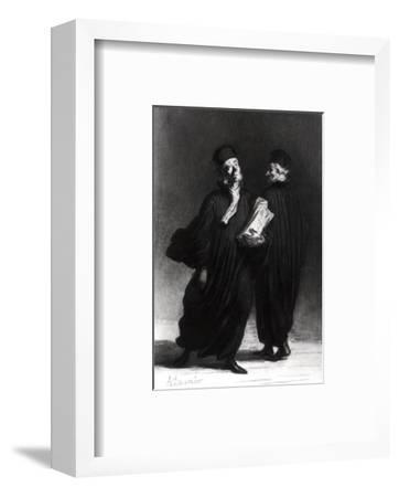 Two Lawyers, circa 1862