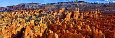 Hoodoo Rock Formations in Bryce Canyon National Park, Utah, USA--Photographic Print