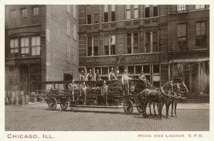 Hook and Ladder, Chicago, Illinois
