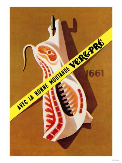 Hooked Pork--Art Print