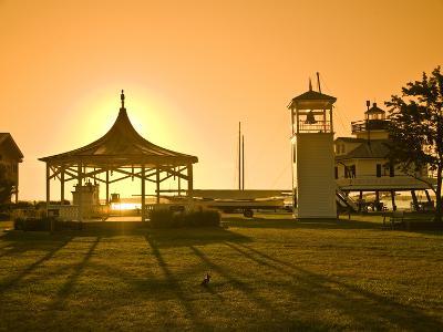 Hooper Strait Lighthouse-Chesapeake Bay Maritime Museum-Richard Nowitz-Photographic Print