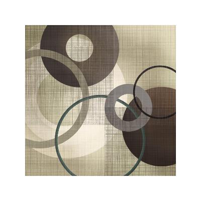 Hoops 'n' Loops I-Tandi Venter-Giclee Print