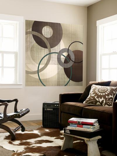 Hoops 'n' Loops I-Tandi Venter-Wall Mural