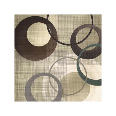 Hoops 'n' Loops II-Tandi Venter-Giclee Print