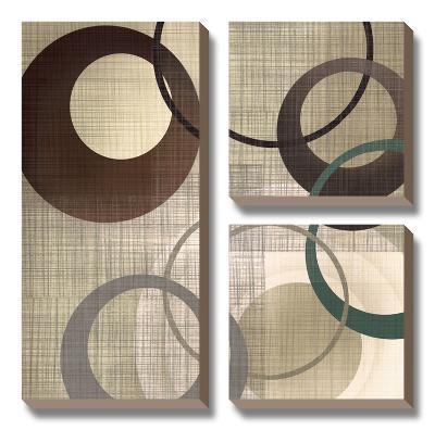 Hoops n' Loops II-Tandi Venter-Canvas Art Set