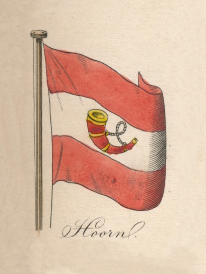 'Hoorn', 1838-Unknown-Giclee Print