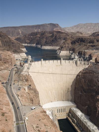 Hoover Dam, Arizona, United States of America, North America-Richard Maschmeyer-Photographic Print