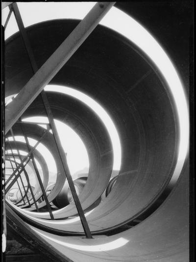 Hoover Dam Construction-Dick Whittington Studio-Photographic Print