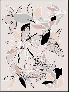 Autumn Scribbles by Hope Bainbridge