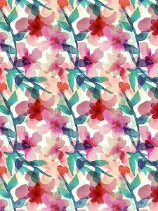 Floral Parade II by Hope Bainbridge