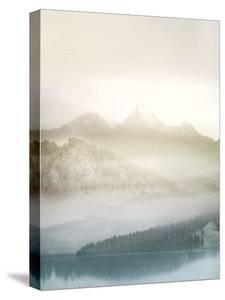 Vanilla Landscape Iii by Hope Bainbridge
